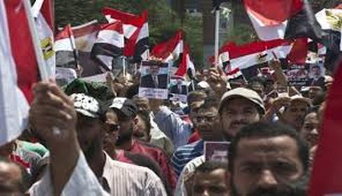 250 người chết khi cảnh sát trấn áp biểu tình ở Ai Cập? - ảnh 2