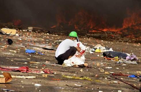 278 người chết, Ai Cập tuyên bố tình trạng khẩn cấp - ảnh 1