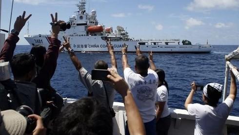 Mỹ: Trung Quốc đã 'bắt nạt' Philippines ở Biển Đông - ảnh 1