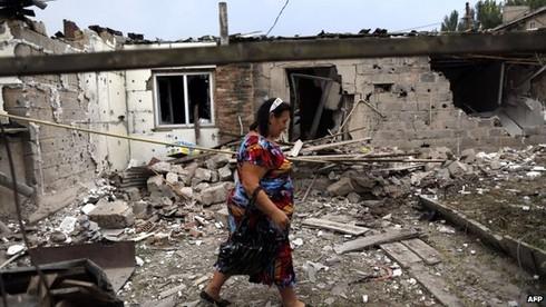 Ukraine: Người chết tăng gấp đôi khi Kiev tăng cường bắn phá - ảnh 1