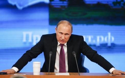 Tin thế giới 18h30: Tổng thống Nga Putin thề giữ chặt Crimea - ảnh 1