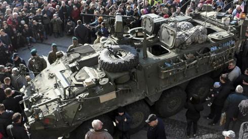 Tin thế giới 18h30: Tổng thống Nga Putin thề giữ chặt Crimea - ảnh 4