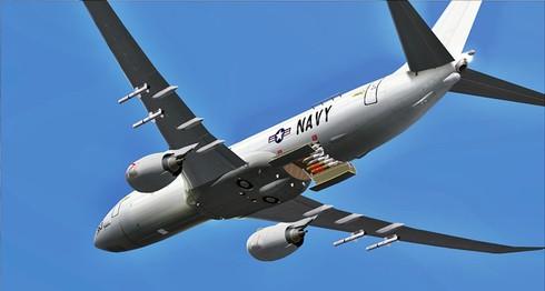 Tường thuật từ máy bay Mỹ quần thảo trên đảo Trung Quốc xây trái phép - ảnh 2