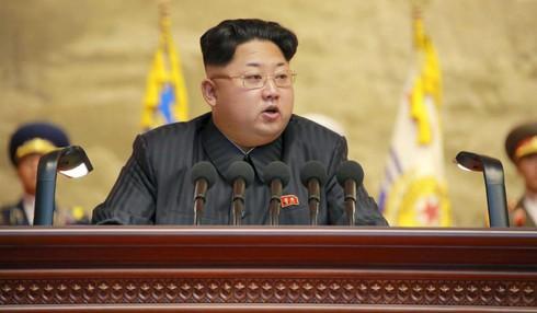 """Triều Tiên: """"Không còn người Mỹ nào sống sót nếu chiến tranh nổ ra"""" - ảnh 1"""