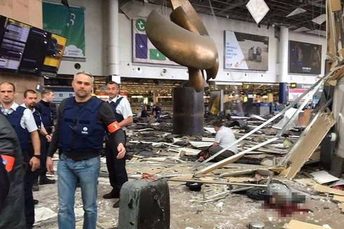 Hi hữu: Người 3 lần thoát chết trong 3 vụ đánh bom ở Brussels, Paris và Boston - ảnh 2