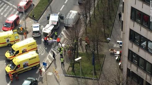 Tin thế giới 18h30: Phát hiện nhiều âm mưu khủng bố sau vụ tấn công Brussels - ảnh 1