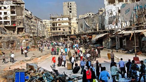 Cuộc đối đầu nực cười giữa hai phe của Mỹ tại Syria - ảnh 3