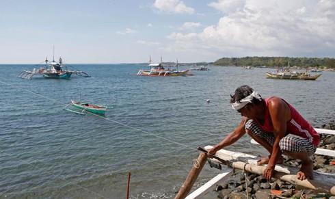 Ngư dân Philippines mong tân tổng thống ngăn được Trung Quốc - ảnh 1