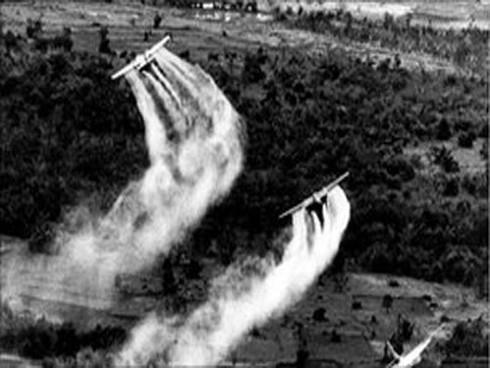 Mỹ lần đầu thừa nhận chất độc da cam gây độc cho lính Mỹ - ảnh 1