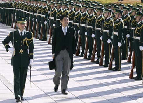 Lo sợ Triều Tiên, Nhật đề xuất ngân sách quốc phòng cao kỉ lục - ảnh 1