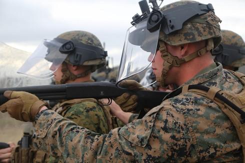 Thủy quân Lục chiến Mỹ sẽ huấn luyện cùng bộ đội Việt Nam - ảnh 1