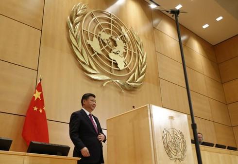 Tin thế giới ngày 19/1: Trung Quốc muốn thay thế vị trí của Mỹ? - ảnh 1