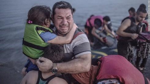 Thư gửi mẹ của một người tị nạn Syria trước khi chết chìm trên biển - ảnh 1