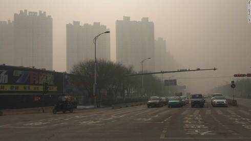 Cách mạng nào cho nơi có không khí bẩn nhất Trung Quốc? - ảnh 1