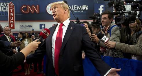 """Donald Trump lại """"dính"""" vào bê bối mới - ảnh 1"""