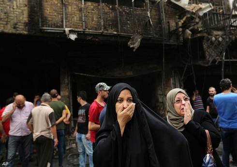 Đánh bom đẫm máu ở Baghdad, người dân tức giận ném đá vào Thủ tướng - ảnh 2