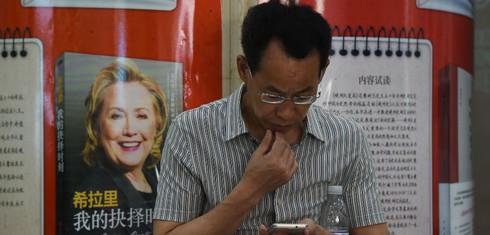 Căng thẳng leo thang, người Trung Quốc vẫn ưa thích nước Mỹ - ảnh 1