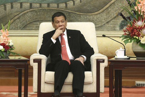 Tổng thống Duterte: Philippines không cắt đứt quan hệ với Mỹ - ảnh 1
