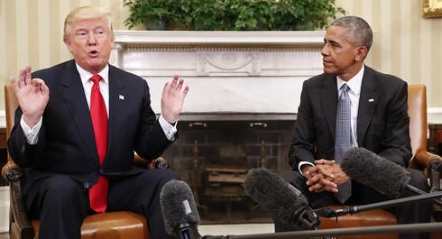"""Ông Trump sẽ """"xóa sổ"""" 70% chính sách của chính quyền Obama? - ảnh 1"""