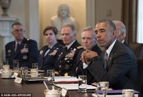Tin thế giới 5/1: Thủ lĩnh IS cùng 400 chiến binh đã bí mật thâm nhập châu Âu - ảnh 1