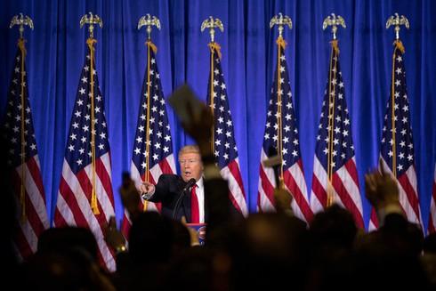 """Những điểm """"cực kỳ quan trọng"""" trong cuộc họp báo của ông Trump - ảnh 1"""