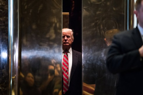 Kẻ lo lắng, người giận dữ trước lễ nhậm chức của ông Trump - ảnh 1
