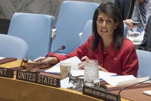 Mỹ tấn công Syria: Một mũi tên trúng vô số đích - ảnh 3