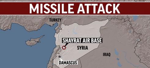 Mỹ tấn công Syria: Một mũi tên trúng vô số đích - ảnh 1