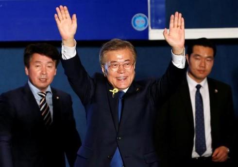 Chiến thắng ngoạn mục của ông Moon Jae-in, tân Tổng thống Hàn Quốc - ảnh 1