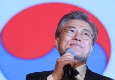 Chiến thắng ngoạn mục của ông Moon Jae-in, tân Tổng thống Hàn Quốc - ảnh 2