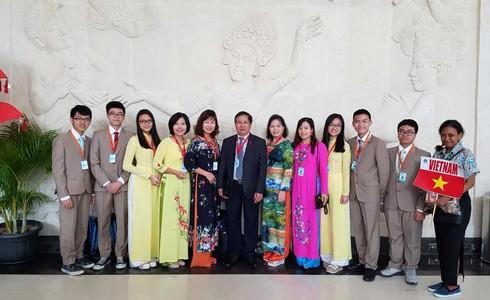 Việt Nam giành hai huy chương vàng trong cuộc thi Olympic IJSO - ảnh 1