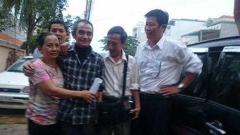 Ông Huỳnh Văn Nén được tại ngoại sau 17 năm ngồi tù - ảnh 1