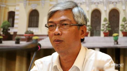 """TP.HCM: Chánh Văn phòng trả lời câu hỏi của Facebook Lê Mạnh Hà về """"dẹp vỉa hè"""" - ảnh 1"""