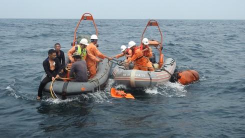 Đã tìm thấy 2 thi thể ngư dân mất tích sau vụ chìm tàu tại Hải Phòng - ảnh 2