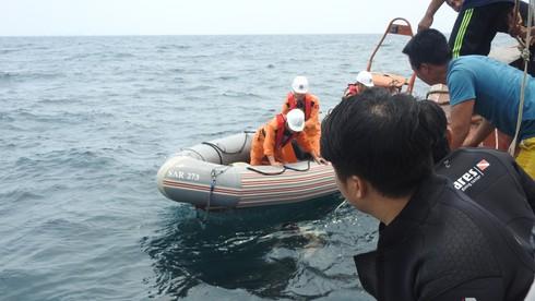 Đã tìm thấy 2 thi thể ngư dân mất tích sau vụ chìm tàu tại Hải Phòng - ảnh 3