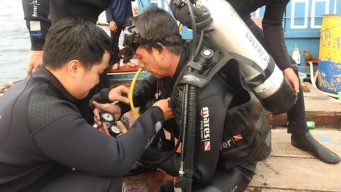 Đã tìm thấy 2 thi thể ngư dân mất tích sau vụ chìm tàu tại Hải Phòng - ảnh 1