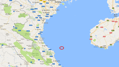 2 lần đứt cáp khi lai kéo trên biển, 8 thuyền viên về bờ an toàn - ảnh 1
