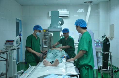 Hà Nội: Nâng cao chất lượng công tác bảo vê, chăm sóc sức khỏe nhân dân - ảnh 1