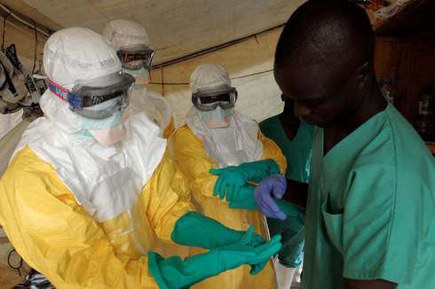 128 người từ vùng dịch Ebola đã nhập cảnh vào Việt Nam - ảnh 1