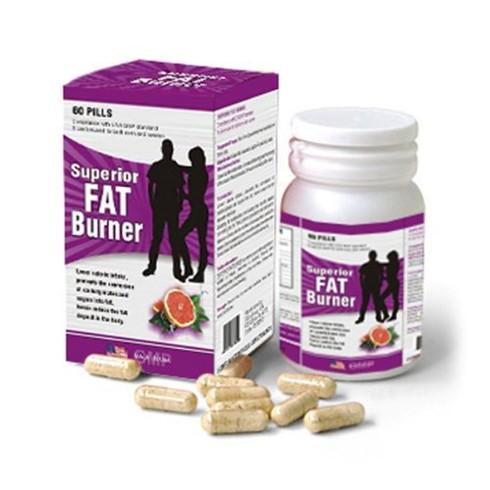 Thực phẩm chức năng giảm cân Superior Fat Burner bị thu hồi giấy phép quảng cáo - ảnh 1
