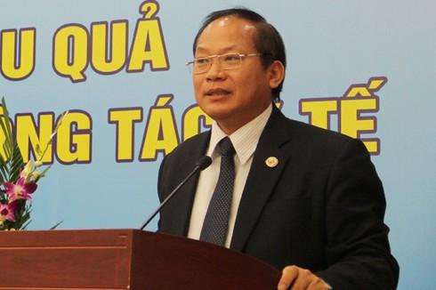 Thứ trưởng Trương Minh Tuấn: Ngành Y tế nên chủ động cung cấp thông tin từ đầu - ảnh 1