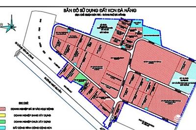 Chuyển đổi KCN Đà Nẵng thành Khu đô thị