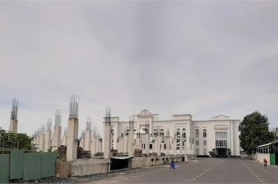 Công an vào cuộc vụ công trình trăm tỷ xây không phép ở Biên Hòa