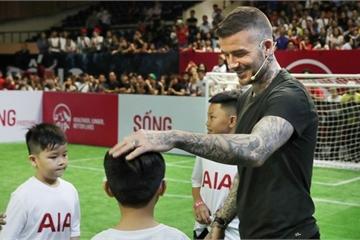 """David Beckham tiết lộ chuyện gia đình """"sống khỏe hơn, lâu hơn, hạnh phúc hơn"""""""