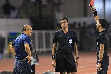 Bị thẻ đỏ, HLV Park Hang Seo bị ảnh hưởng gì ở VCK U23 châu Á sắp tới?