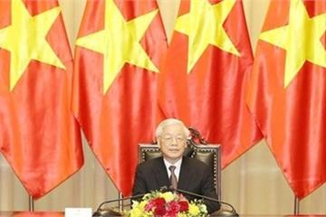 Thông điệp của Tổng Bí thư, Chủ tịch nước nhân dịp Việt Nam đảm nhận trọng trách