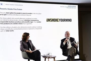 Công nghệ có thể làm biến mất thuốc lá truyền thống