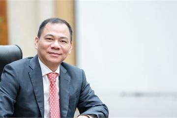 Forbes tôn vinh ông Phạm Nhật Vượng ở danh sách tỷ phú nổi bật tham gia chống dịch