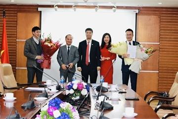 VOV bổ nhiệm Phó giám đốc đài truyền hình kỹ thuật số VTC
