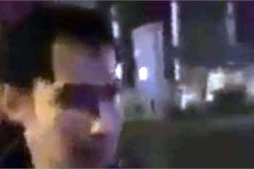 Tìm nam thanh niên đánh người, tự xưng là công an phường Nam Đồng